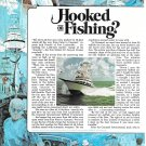1974 Striker Yachts 2 Page Color Ad- Photos