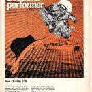 1971 Chrysler 330 Marine Engine Ad- Photo