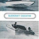 1973 Sleekcraft Executive Boat Review- Specs & Nice Photos