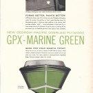 1960 Georgia Pacific Ad- Photo of Tollycraft Ski- Fisher 16' Boat