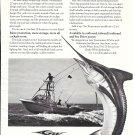 Old Grady- White Tournament 22 Boat Ad- Photo