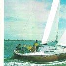 1975 C & C 33 Sloop Review- Nice Photos & Specs