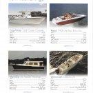 2007 EdgeWater 268-Regal 1900-Chris- Craft 23- Mainship 34 New Boats Ad-Photos & Specs