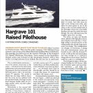 2010 Hargrave 101 Raised Pilothouse Yacht Review- Photo & Specs