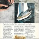 1983 Cheoy Lee Pedrick 41 Yacht Color Ad- Nice Photo