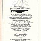 1983 Gulfstar Sailmaster 62 Yacht Ad- Drawing