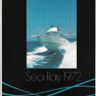 1972 Sea Ray Boats Color Ad- Nice Photo