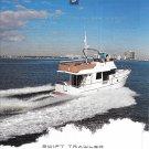 2012 Swift Trawler 44' Color Ad- Nice Photo