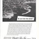 1960 Chubb Insurance Ad- Great Photo of Rockport, Massachusetts