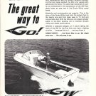 1972 Grady- White Charmer Boat Ad- Nice Photo