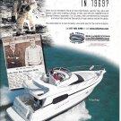 2004 Silverton 410 Sport Bridge Yacht Color Ad- Nice Photo