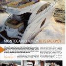 2010 Montecarlo 47 Flybridge Yacht Review- Nice Photos