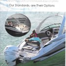 2020 Crownline E 285 XS Boat 2 Page Color Ad- Great Photo