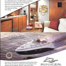 2007 Rinker Express Cruiser Boat Color Ad- Nice Photo