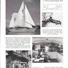 "1958 William Garden Yacht 75' ""Zia"" Boat Specs & Nice Photos"