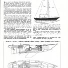 1971 Columbia 52 Yacht Ad- Boat Specs & Drawings