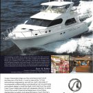 2004 Ocean Alexander 58' Yacht Color Ad- Nice Photo