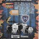 2021 Suzuki Marine Color Ad- Photo of 6 Outboard Motors