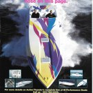 1998 Active Thunder Hi- Performance Boats Color Ad- Nice Photo