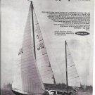 1974 Hinckley Mark III Bermuda 40 Yacht Ad- Great photo