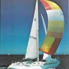 1974 Ranger R32 3/4 Ton Yacht Color Ad- Great Photo