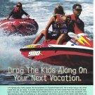 1996 Tigershark Monte Carlo 900 Watercraft Color Ad- Nice Photo