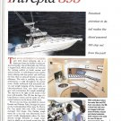 1997 Intrepid 395 Yacht Review- Boat Specs & Nice Photos