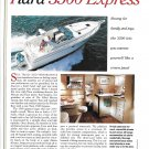 1997 Tiara 3500 Express Yacht Review- Boat Specs & Nice Photo