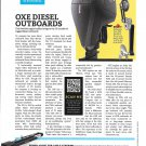 2021 Oxe Diesel Outboard Motors Review- Photo