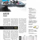 2021 Axis A20 Boat Review- Boat Specs & Photo