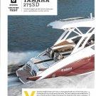 2021 Yamaha 275SD Boat Review- Boat Specs & Nice Photos
