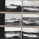 1959 Richardson Boat Co 2 Page Ad- Photos of 12 Models