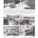 1956 Bristol Boats Ad- Nice Photos of Bristol Dolphin