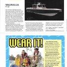 2021 Valhalla V-46 Yacht Color Ad- Boat Specs & Photo