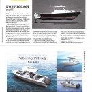 2021 Northcoast 315HT Yacht Ad- Boat Specs & Photo