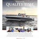 2021 Boston Whaler 420 Outrage Yacht Color Ad- Nice Photo