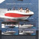 2021 Stingray Boats Color Ad- Photos of 5 Models
