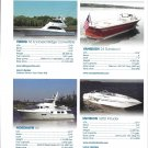 2006 Viking 56-Vanquish 24-Nordhavn 64 & Envision 3200 Boats Ad- Specs & Photos