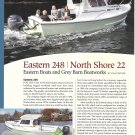 2012 Eastern 248 & North Shore 22 Boat Reviews- Boat Specs & Nice Photos
