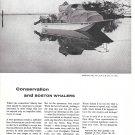 1965 Fisher- Pierce Boston Whaler Boat Ad-Nice Photo Fakahatchee Bay, FL