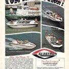 1970 Glastron Boat Co Color Ad- Nice Photo of V-187- V-164- V-197 & V-166