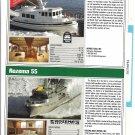 2007 Rozema 55 & Nordic Tug 52 Yachts Ad- Boat Specs & Photo