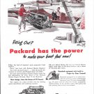 1948 Packard Marine Engines Ad- Drawing of 150 HP. 8