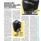 2021 Mercury Racing 360 APX Outboard Motor Review- Photp