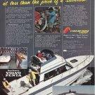 1980 Fiberform 2875 Sport Fisherman Yacht Color Ad- Nice Photos