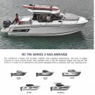 2021 Jeanneau NC 795 Series 2 PowerBoat Color Ad