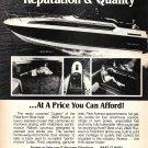 1980 Fiberform 2620 Riviera Boat Ad- Nice Photos- Hot Girl