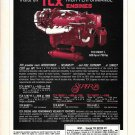 1980 TCX Marine Engines Ad- Photo of TCX 8V92T