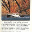 2004 Pearson True North 38 & 33 Combine Yacht Color Ad- Nice Photo