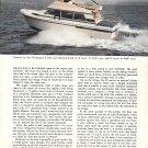 1977 Bayliner 40 Tri- Cabin Cruiser Yacht Review- Nice Photos